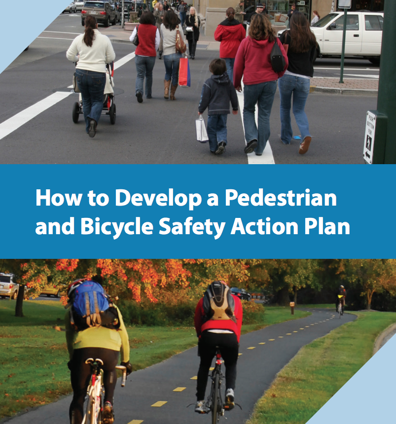 FHWA Pedestrian and Bicycle Safety Action Plan