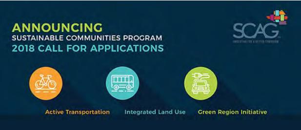 2018 Sustainable Communities Program Grants