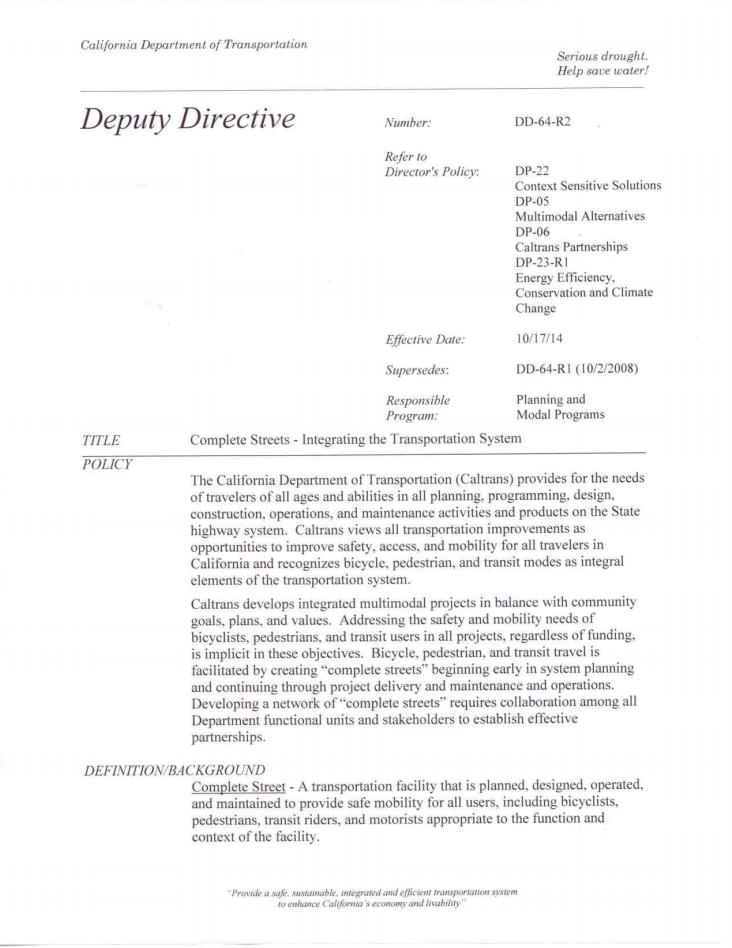 Screenshot of a memorandum.