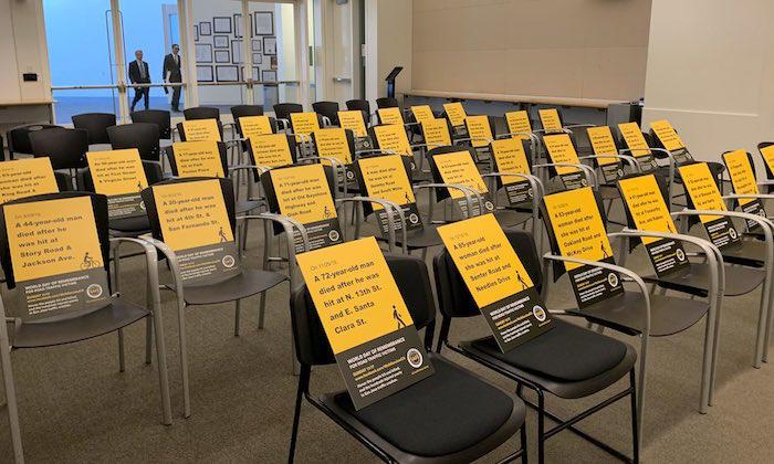 City council meeting at San Jose