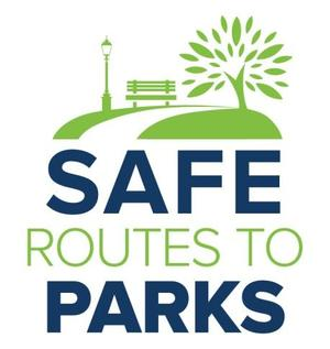 Safe Routes to Parks Logo