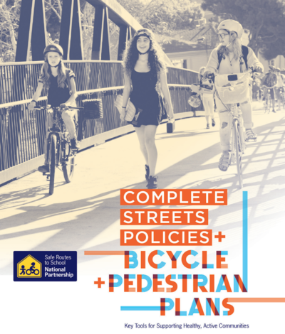 Cover of new SRTSNP Report