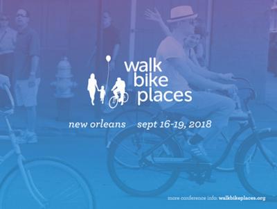 Walk Bike Places